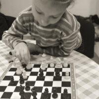 Hyvää viikonloppua. Muista pelata shakkia